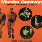 Loco, Joe - Mambo Caravan CD Cover Art