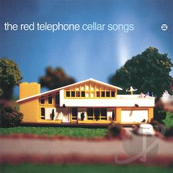 Red Telephone - Cellar Songs CD Cover Art