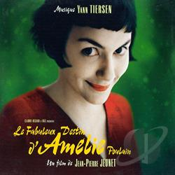Tiersen, Yann - Amelie CD Cover Art