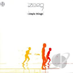 Zero 7 - Simple Things CD Cover Art