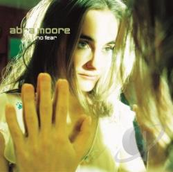 Moore, Abra - No Fear CD Cover Art