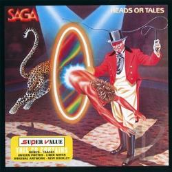 Saga - Heads or Tales CD Cover Art