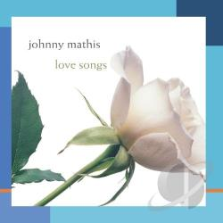 Mathis, Johnny - Love Songs CD Cover Art