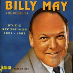 May, Billy - Studio Recordings 1951-1953 CD Cover Art