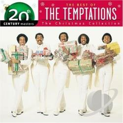 Temptations - 20th Century Masters - The Christmas Collection CD Cover Art