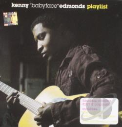 Babyface - Playlist CD Cover Art