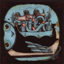My Morning Jacket - Z CD Cover Art