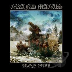Grand Magus - Iron Will CD Cover Art