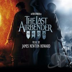 Last Airbender CD Cover Art
