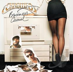 Chromeo - Business Casual CD Cover Art