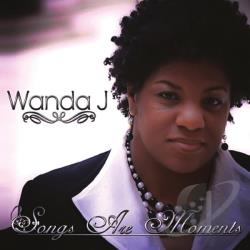 Jackson, Wanda - Songs Are Moments CD Cover Art
