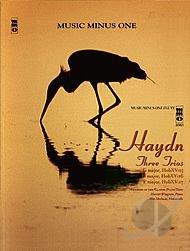 Haydn:Three Trios In F D & G (Minus F CD Cover Art