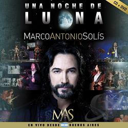 Solis, Marco Antonio - Una Noche de Luna CD Cover Art