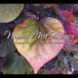 McGimsey, Nancy - Songs From A Grateful Heart CD Cover Art