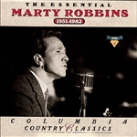Robbins, Marty - Essential Marty Robbins: 1951-1982 CD Cover Art