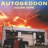 Cope, Julian - Autogeddon CD Cover Art
