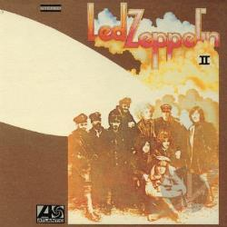 Led Zeppelin - Led Zeppelin II CD Cover Art