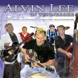 Lee, Alvin - In Tennessee CD Cover Art