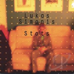 Simonis, Lukas - Stots CD Cover Art
