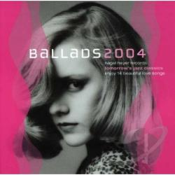 Ballads 2004: Tomorrow's Jazz Classics CD Cover Art