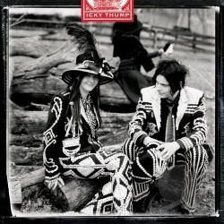 White Stripes - Icky Thump CD Cover Art