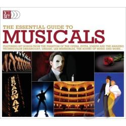 Musicals - Musicals CD Cover Art