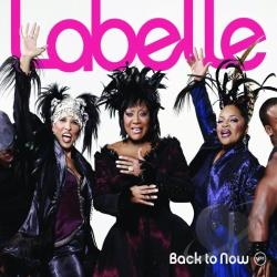 LaBelle - Back to Now CD Cover Art