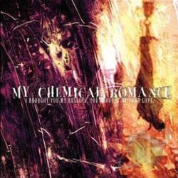 My Chemical Romance - I Brought You My Bullets You Brought Me Your Love LP Cover Art