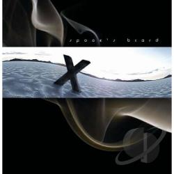 Spock's Beard - X CD Cover Art