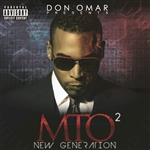 Omar, Don - Don Omar Presents MTOy: New Generation CD Cover Art