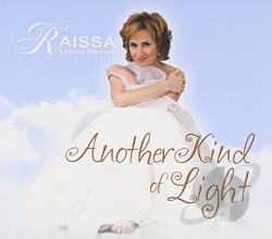 Raissa Katona-Bennett - Another Kind of Light CD Cover Art