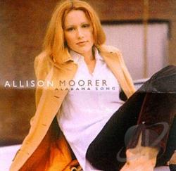 Moorer, Allison - Alabama Song CD Cover Art