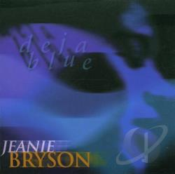 Bryson, Jeanie - Deja Blue CD Cover Art