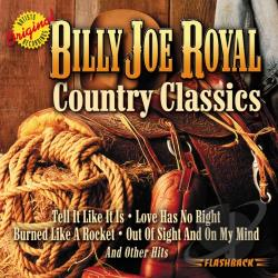 Royal, Billy Joe - Priceless Collection: Country Classics CD Cover Art