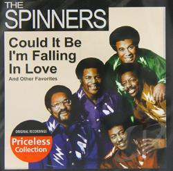 Spinners - Could It Be I'm Falling in Love CD Cover Art