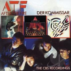 After The Fire - Der Kommisar: The CBS Recordings CD Cover Art