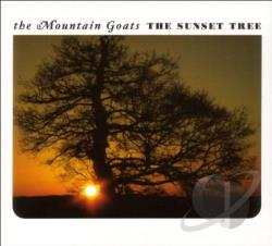Mountain Goats - Sunset Tree CD Cover Art