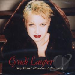 Lauper, Cyndi - Hey Now CD Cover Art