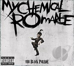 My Chemical Romance - Black Parade CD Cover Art