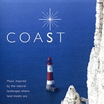 Music with Natural Sounds: Coast CD Cover Art