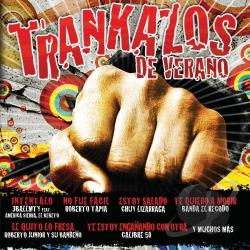 Trankazos de Verano CD Cover Art