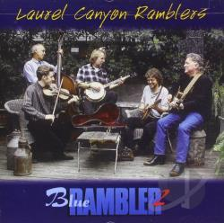 Laurel Canyon Ramblers - Blue Rambler 2 CD Cover Art