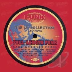 Full Length Funk: 12 Collection & More CD Cover Art