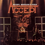 Accept - Restless And Wild CD Cover Art