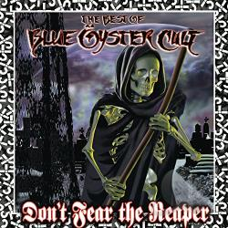 Blue Oyster Cult - Best of Blue Oyster Cult: Don't Fear the Reaper CD Cover Art