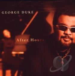 Duke, George - After Hours CD Cover Art