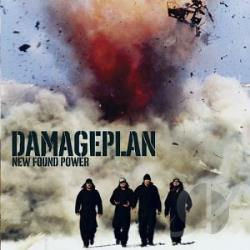 Damageplan - New Found Power CD Cover Art