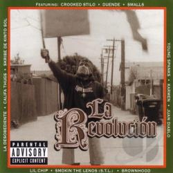 La Revolucion CD Cover Art