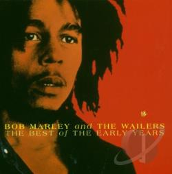 Marley, Bob - Best Of The Early Years CD Cover Art