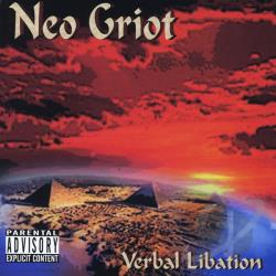 Neo Griot - Verbal Libation CD Cover Art